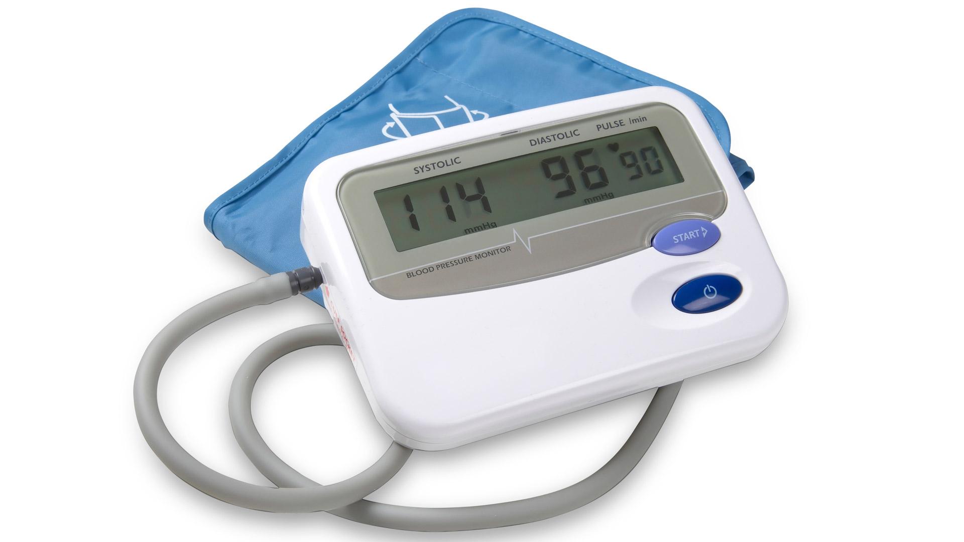 Kun stressi vähenee, myös verenpaine laskee.