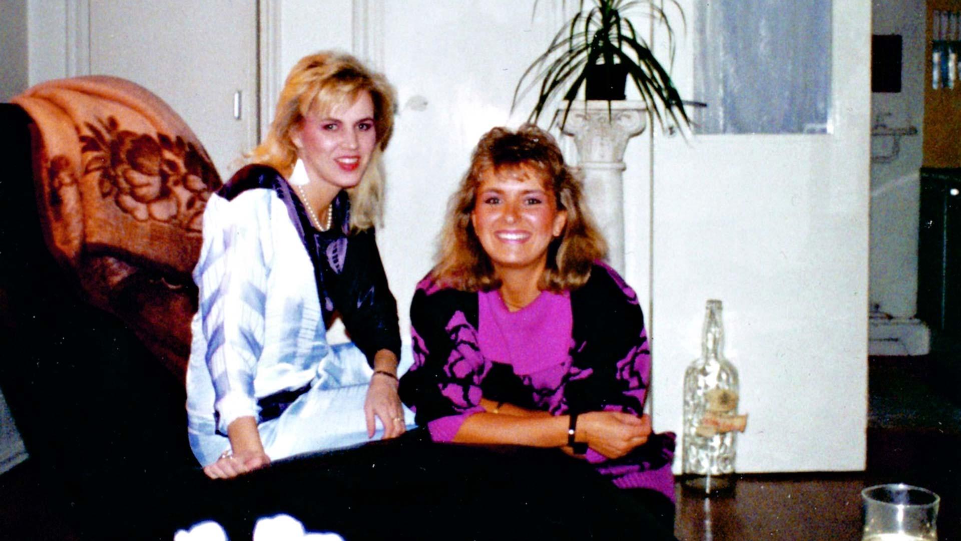 Lea ja Pia ystävyys