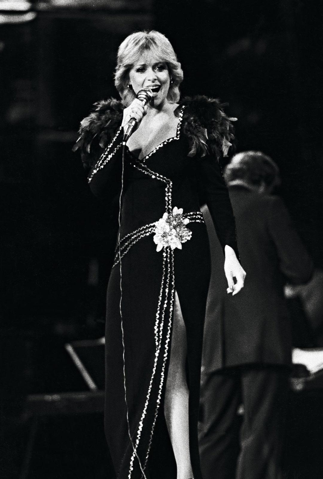Marion voitti Sopotin laulukilpailun jo toisen kerran vuonna 1980.