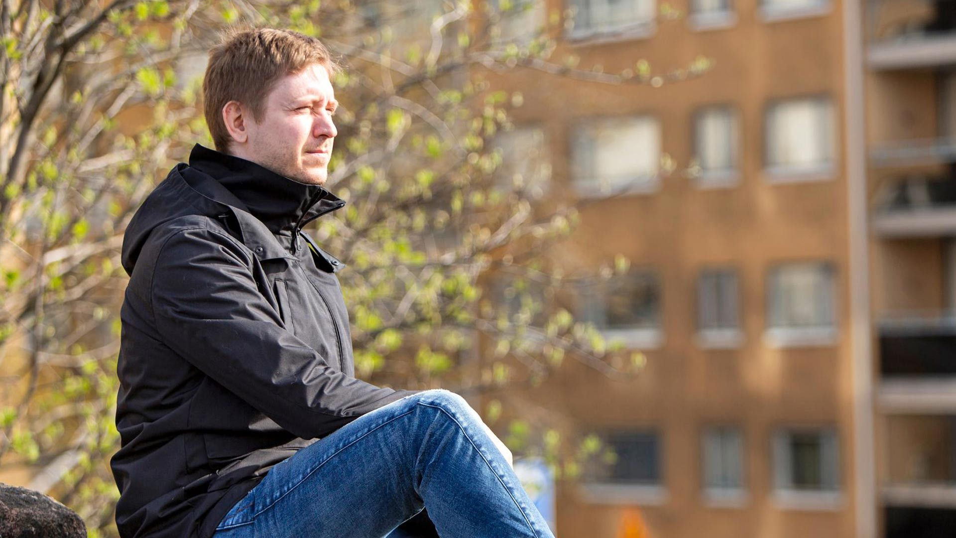 Entinen kilpauimari Sami Myllykangas