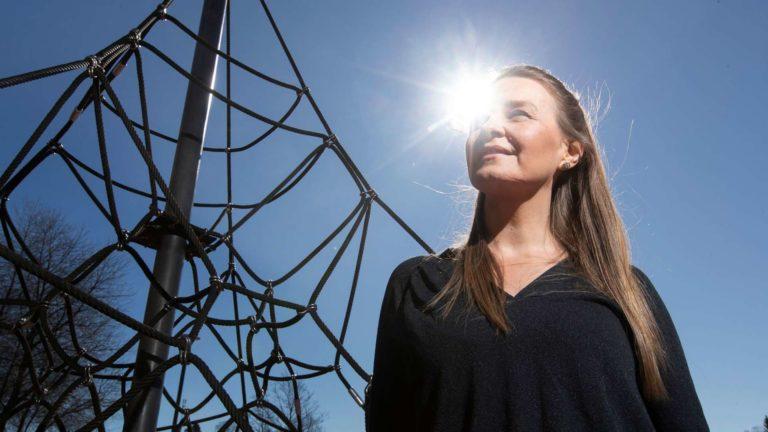 Tiina Nummenmaa perusti Hopen vuonna 2008 yhdessä ystäviensä kanssa.