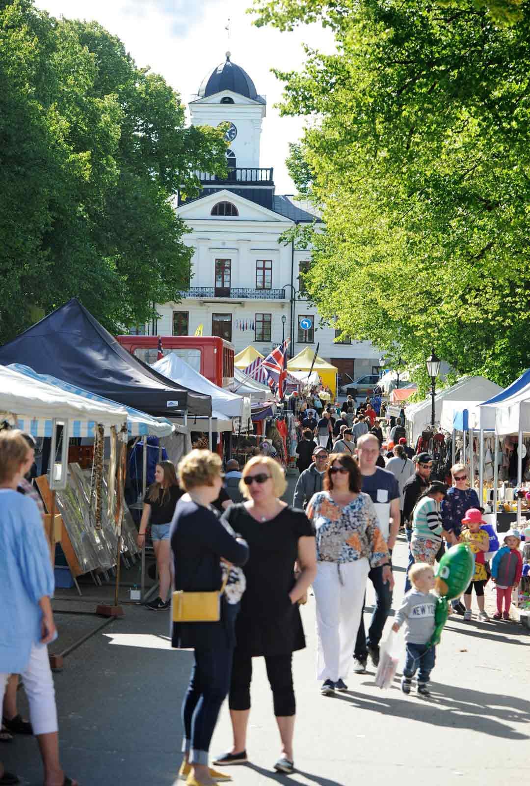 Vuosikymmenien perinne katkeaa tänä kesänä, kun kuuluisia kesämarkkinoita ei järjestetä.