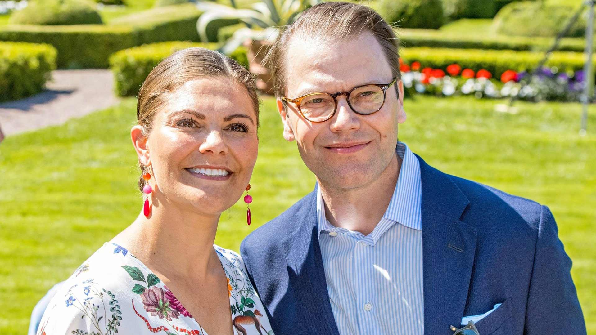 Victoria ja Daniel tapasivat jo vuonna 2001.