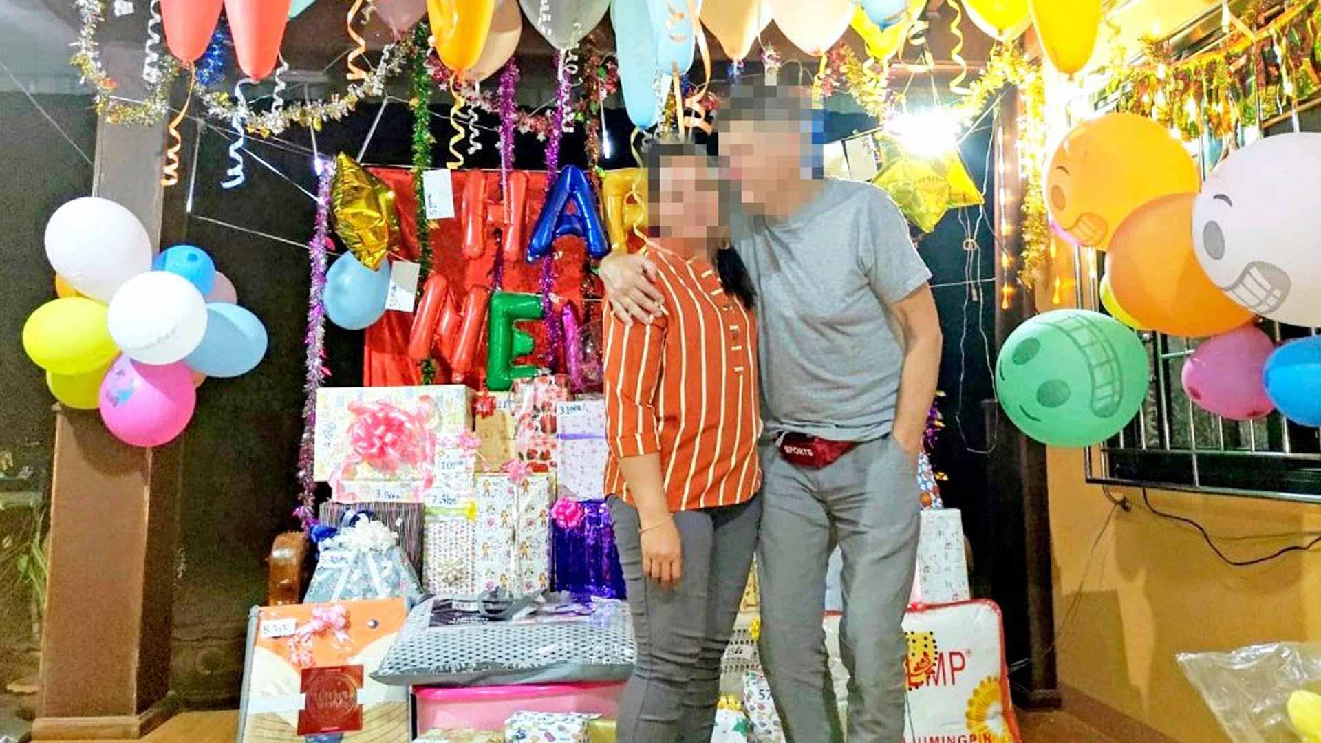 Paulin thaimaalainen vaimo jäi kiinni salasuhteesta brittimieheen.Thaimaan naimakaupat paljastivat vaimon kaksoiselämän.