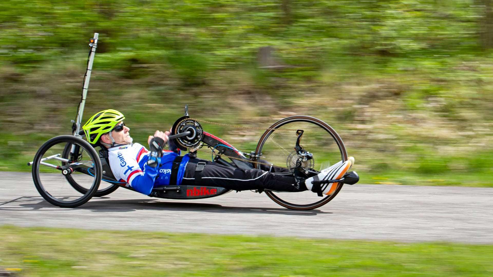Pyöräily on vienyt Sopasen eri puolille maailmaa.