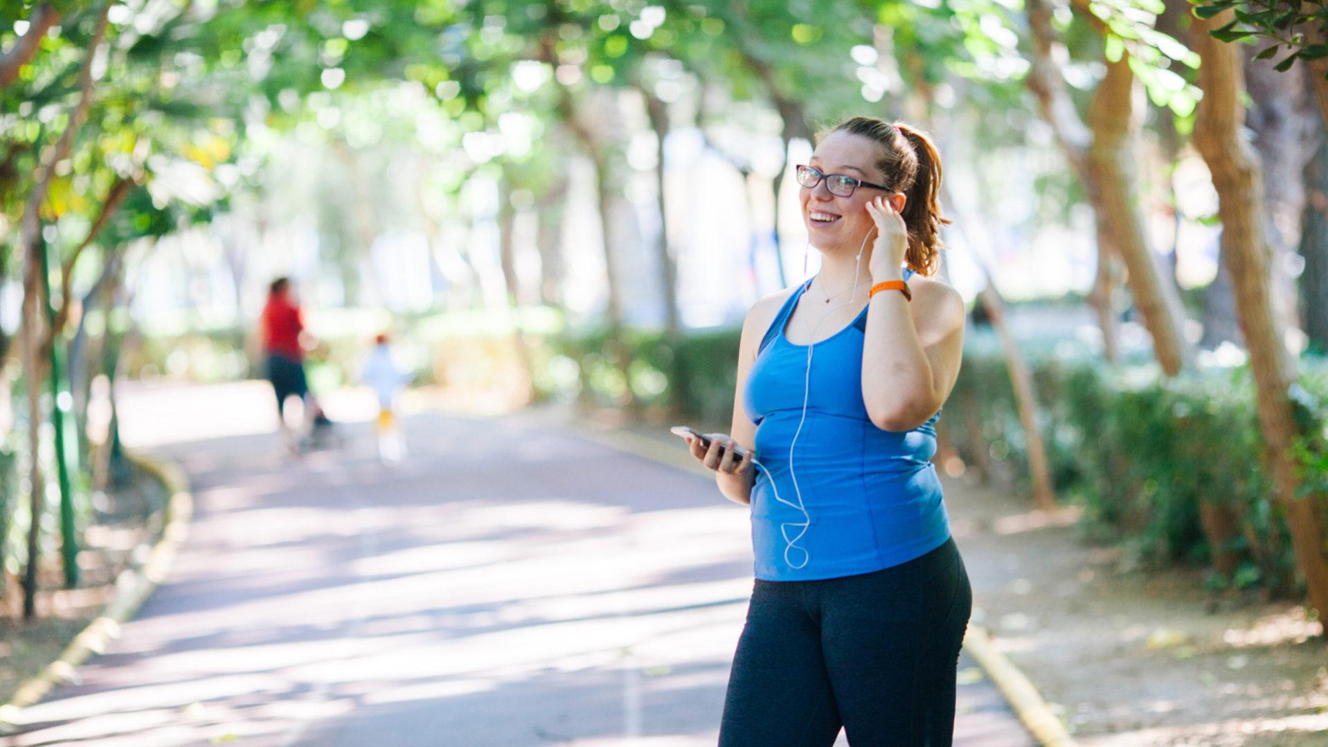 Kehon matala-asteinen tulehdus voi vähentyä hölkkälenkkien tai kunnon kävelylenkkien avulla.