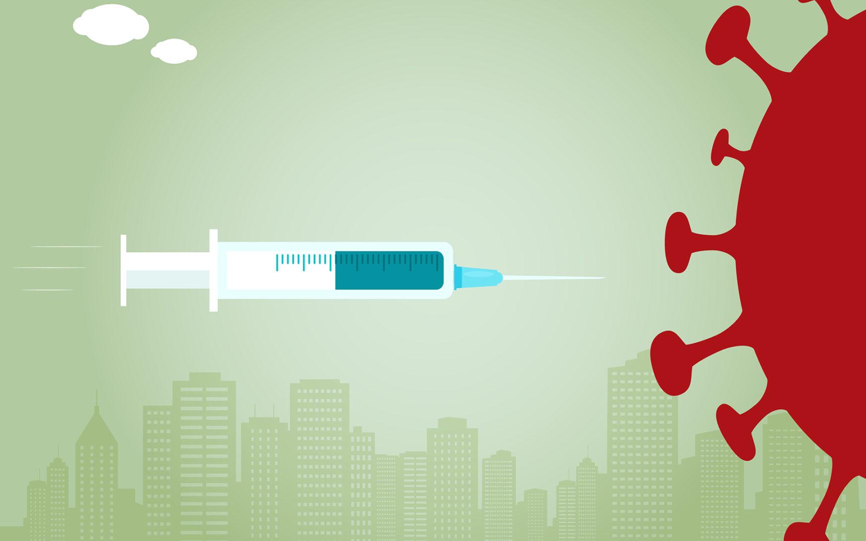 Rokotemyönteisiä on maailmassa enemmän, mutta heidän äänensä jää rokoteskeptisiä vaisummaksi verkossa.