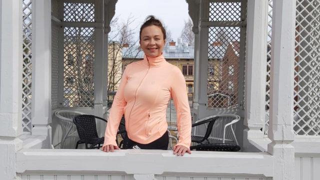Saija Nivamo perusti yrityksen koronakeväänä