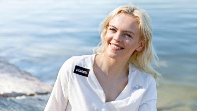 Taitoluistelija Emmi Peltonen
