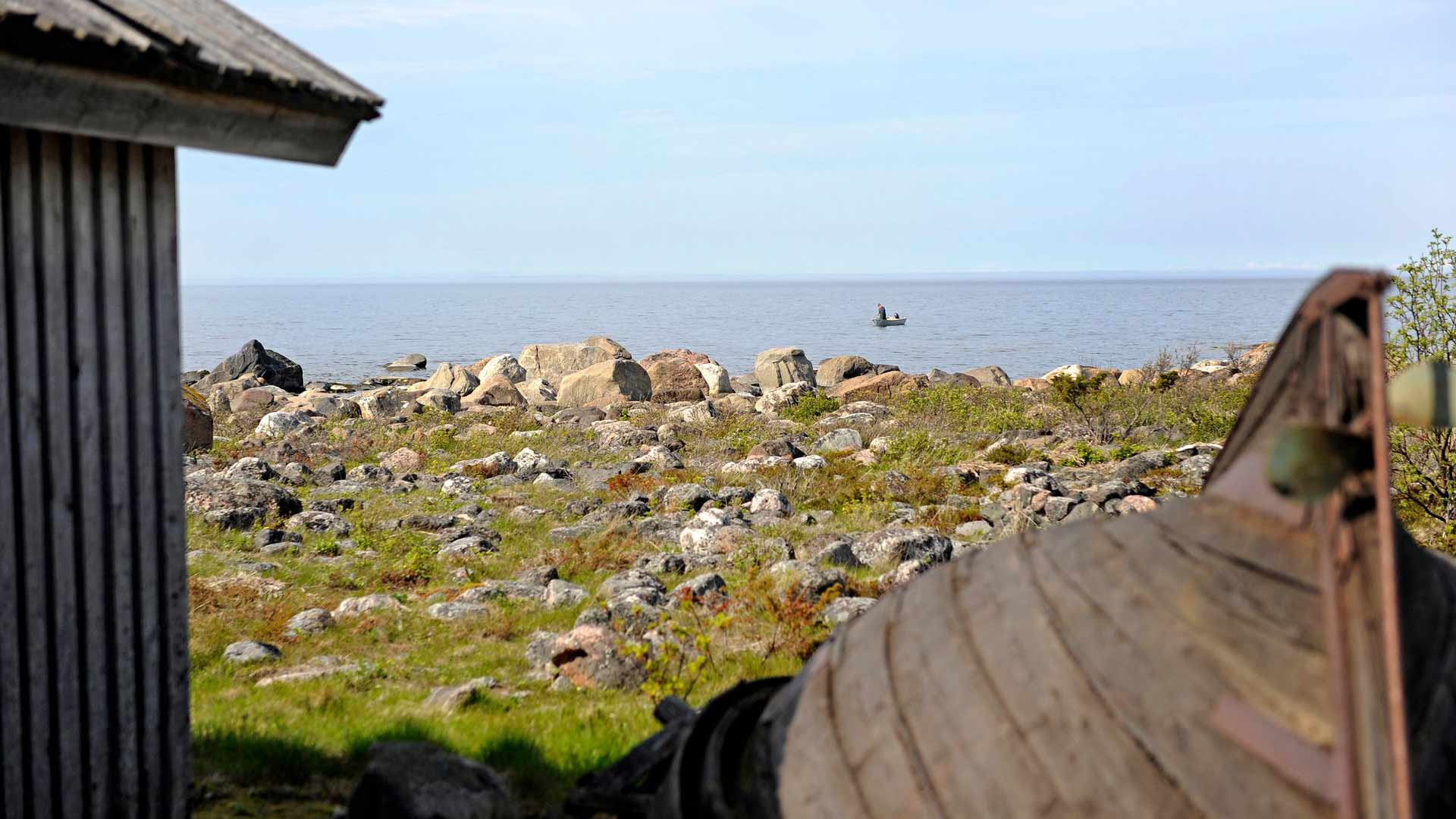 Vuosisataiset kalastusperinteet jatkuvat Kallankarien vesillä.