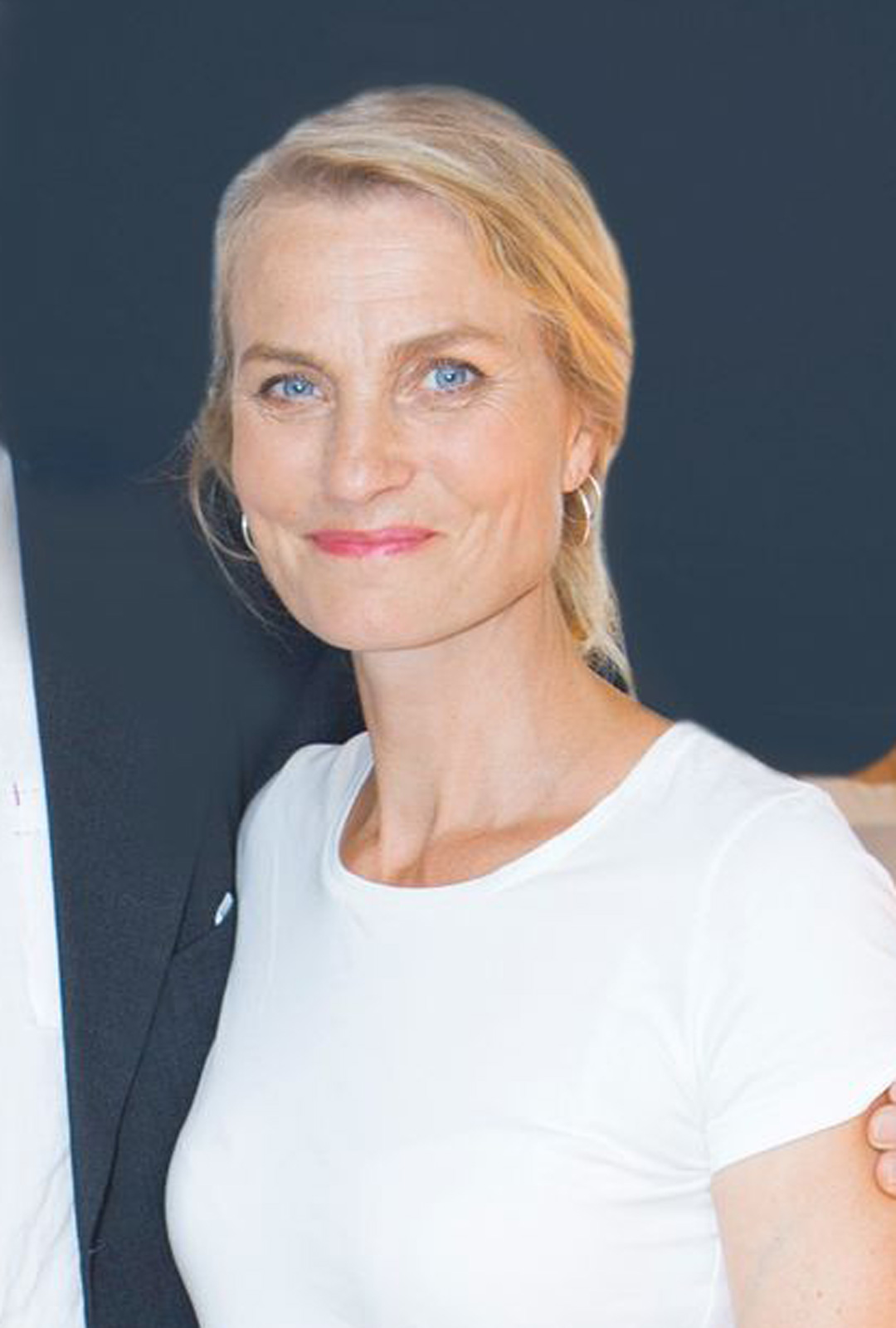 Jonna Järnefelt palaa innolla kuvausten pariin.