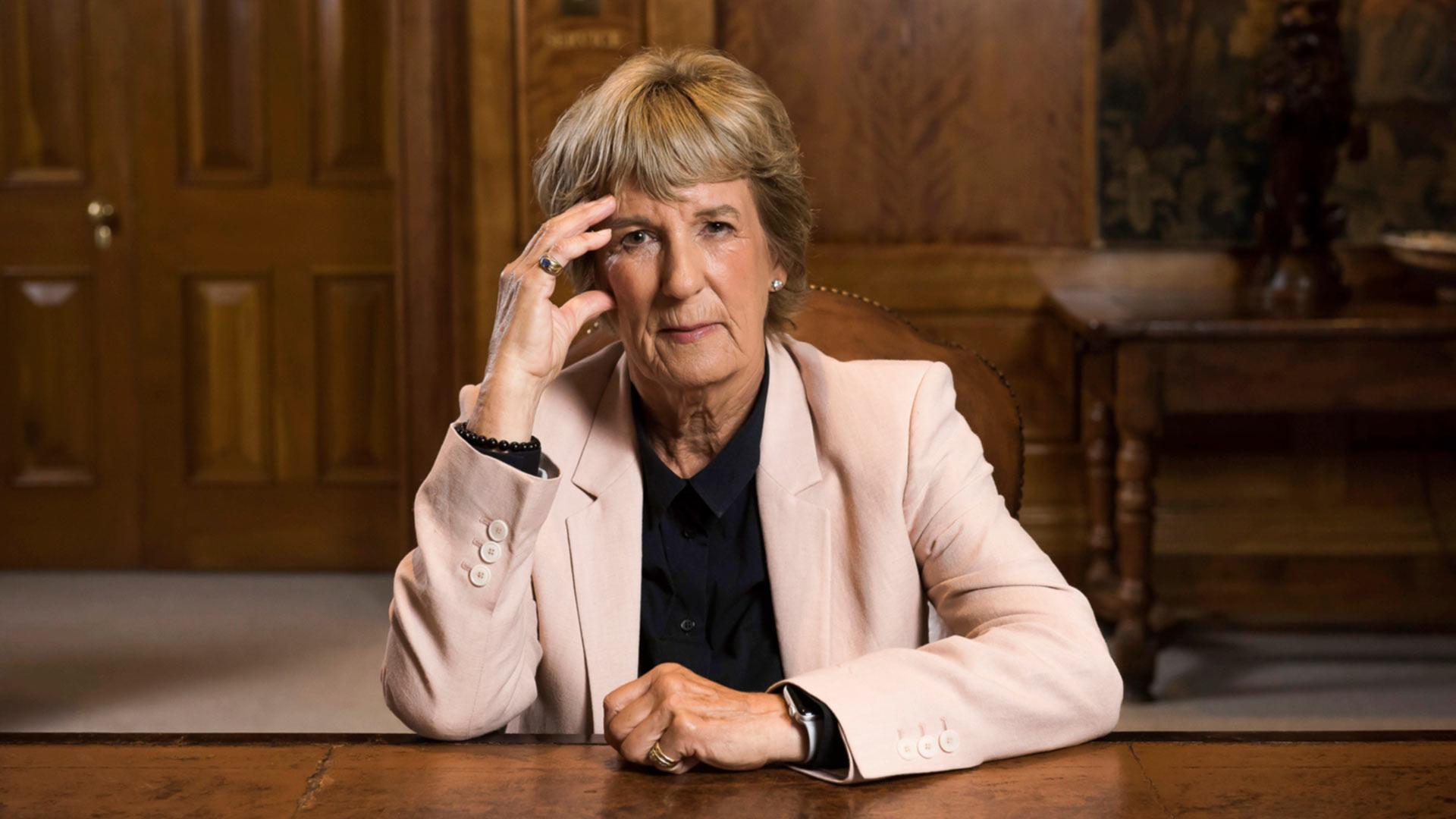 Jackie Malton: Rikollisen jäljillä.