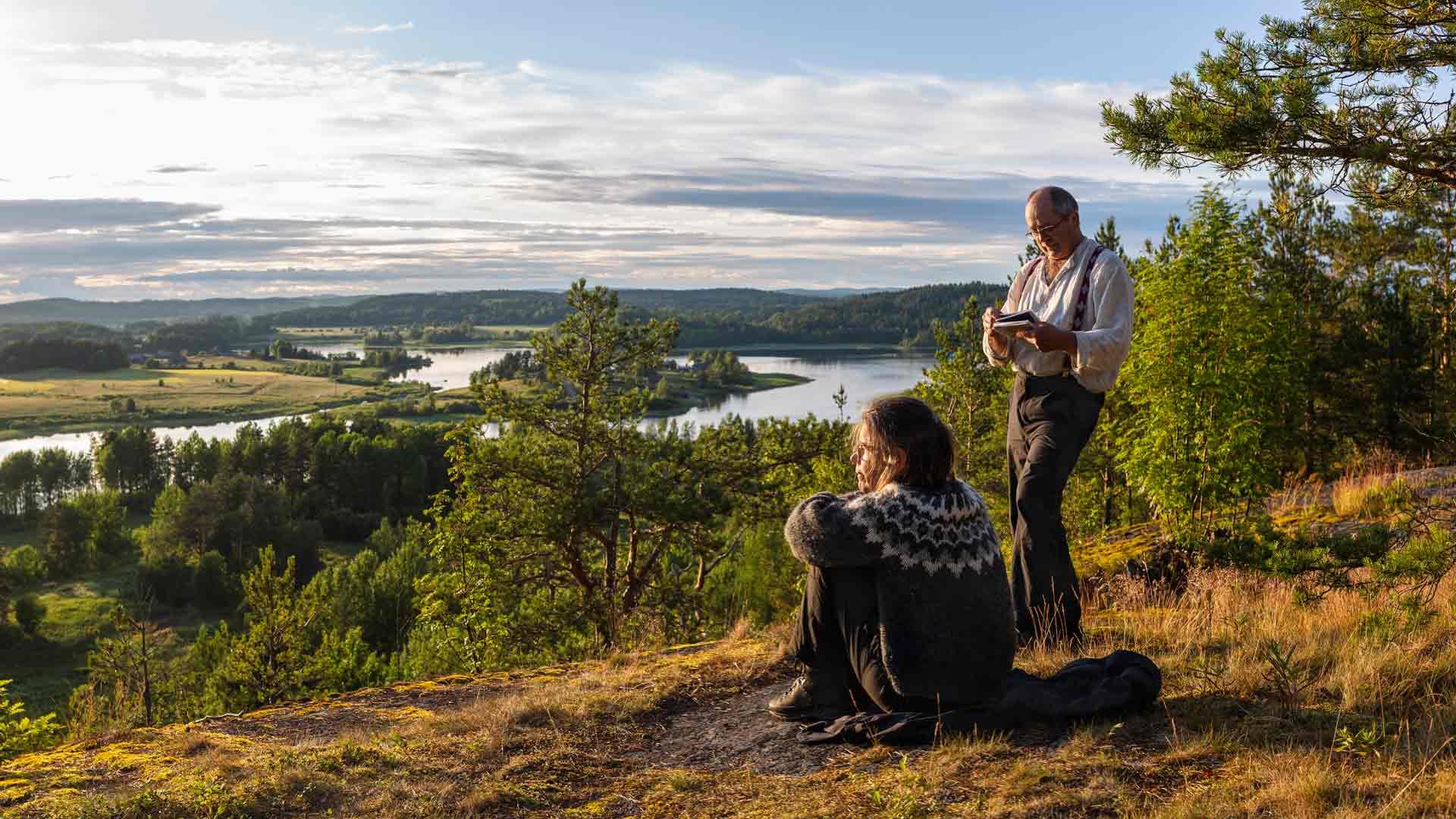 Rantasalmelainen Pekka Pouhula on erinomainen Laatokan tuntija. Ensimmäisen kerran Mari suuntasi Laatokalle hänen porukassaan juhannuksena 2014.