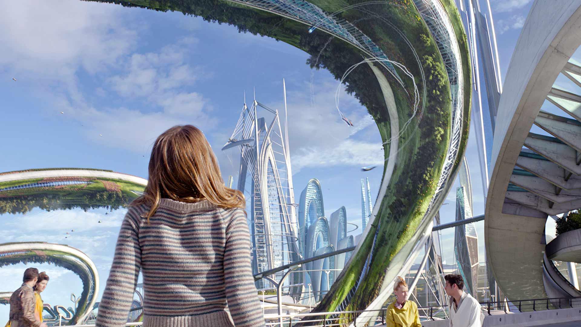 Tomorrowland – A World Beyond