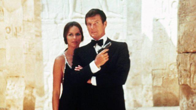 James Bond Rakastettuni