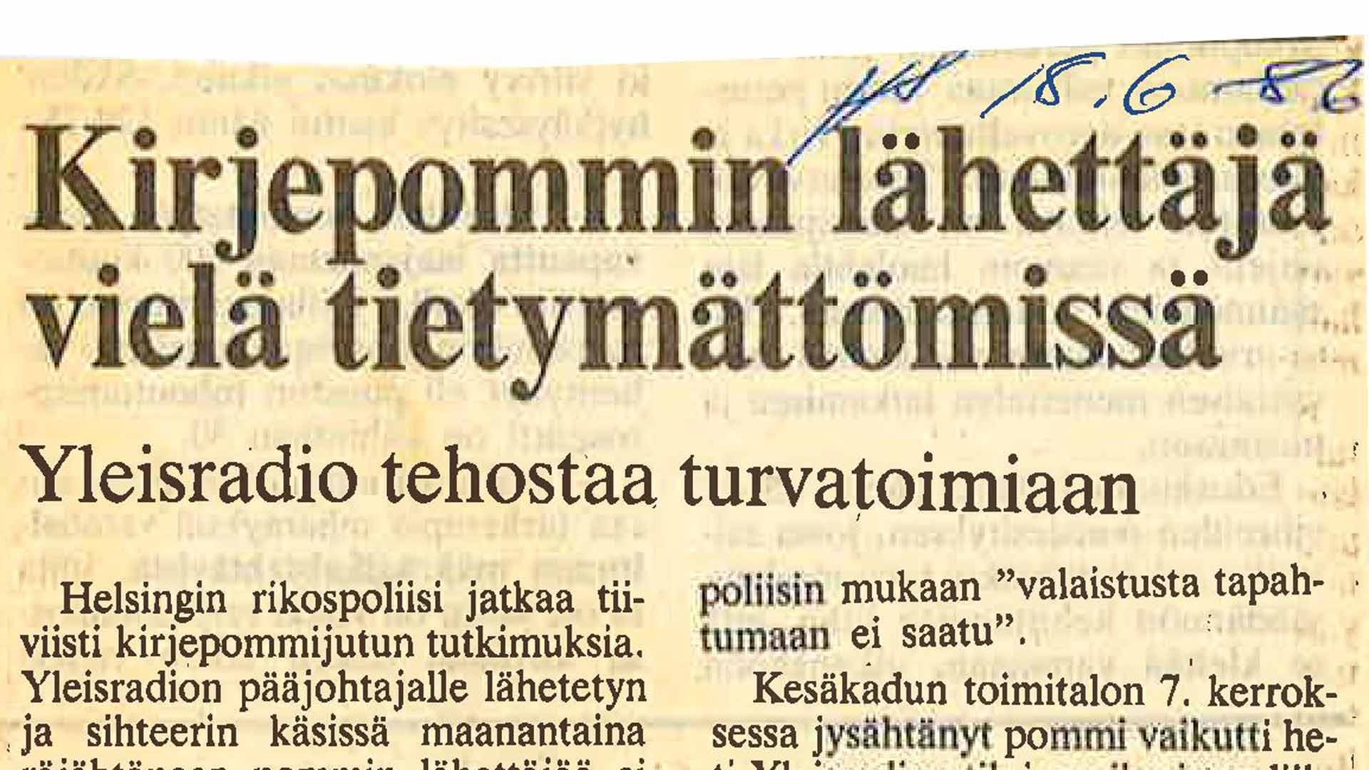 Kuva: IS/Lehtikuva
