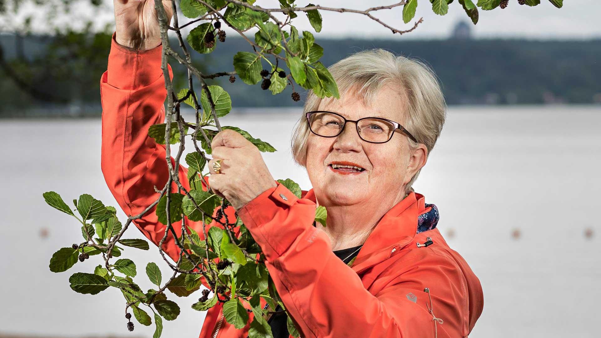 Kun Anja Halonen tutustui Jaanaan, hänen aviomiehensä Joukon Alzheimer oli hyvin samanlaisessa vaiheessa kuin Jaanan isän.