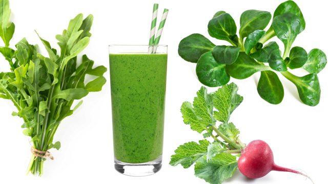 Jo 50 grammaa tummanvihreää lehtikaalia tai pinaattia sisältää puolet päivän foolihappoannoksesta ja täyttää päivän K-vitamiinitarpeen moninkertaisesti.