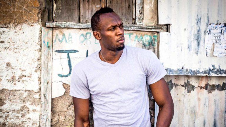 Usain Bolt dokumentissa I Am Bolt.