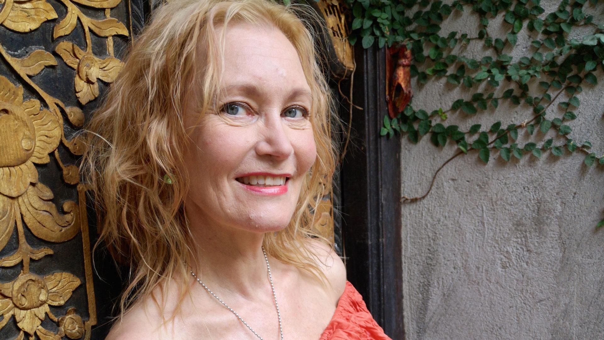 """""""Nainen , joka omistaa oman nautintonsa, omistaa oman voimansa"""", Kirsti Kuosmanen sanoo Kotilääkäri-lehden haastattelussa."""