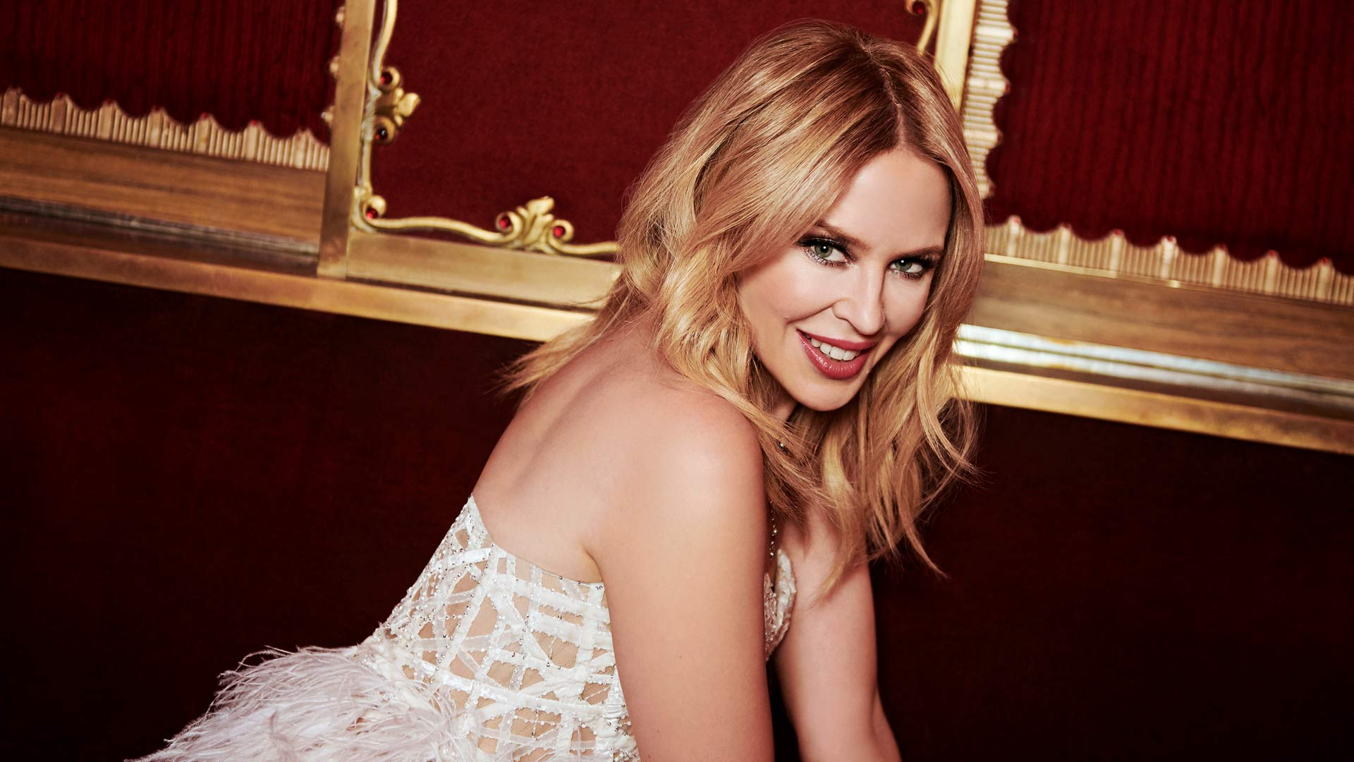 Kylie Minoguen salainen ilta.