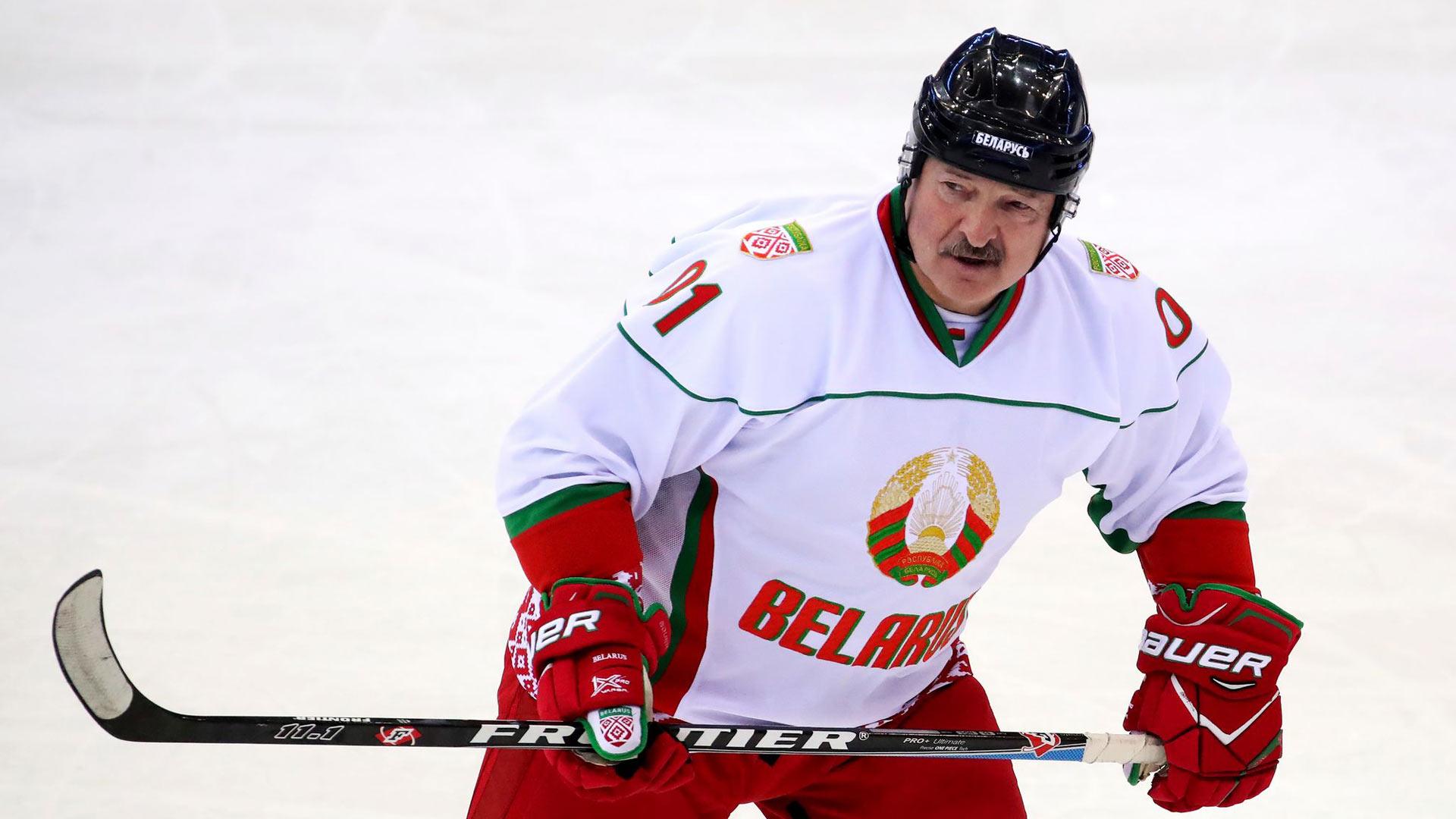 Aljaksandr Lukashenkon suomiystävät