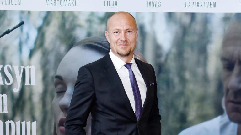 näyttelijä Turkka Mastomäki
