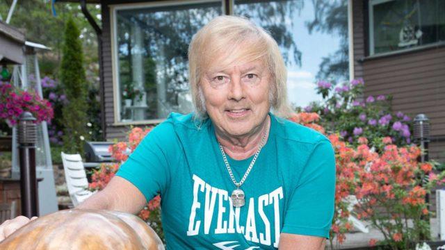 """Laulaja Ilkka """"Danny"""" Lipsanen on syntynyt 24.9.1942. Hyvää syntymäpäivää!"""
