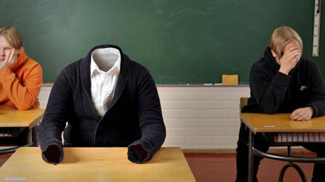 Leif Hagert ymmärsi, miksi opettajan kanssa oli vaikeaa. Hän on romani, ja se oli opettajalle ongelma.