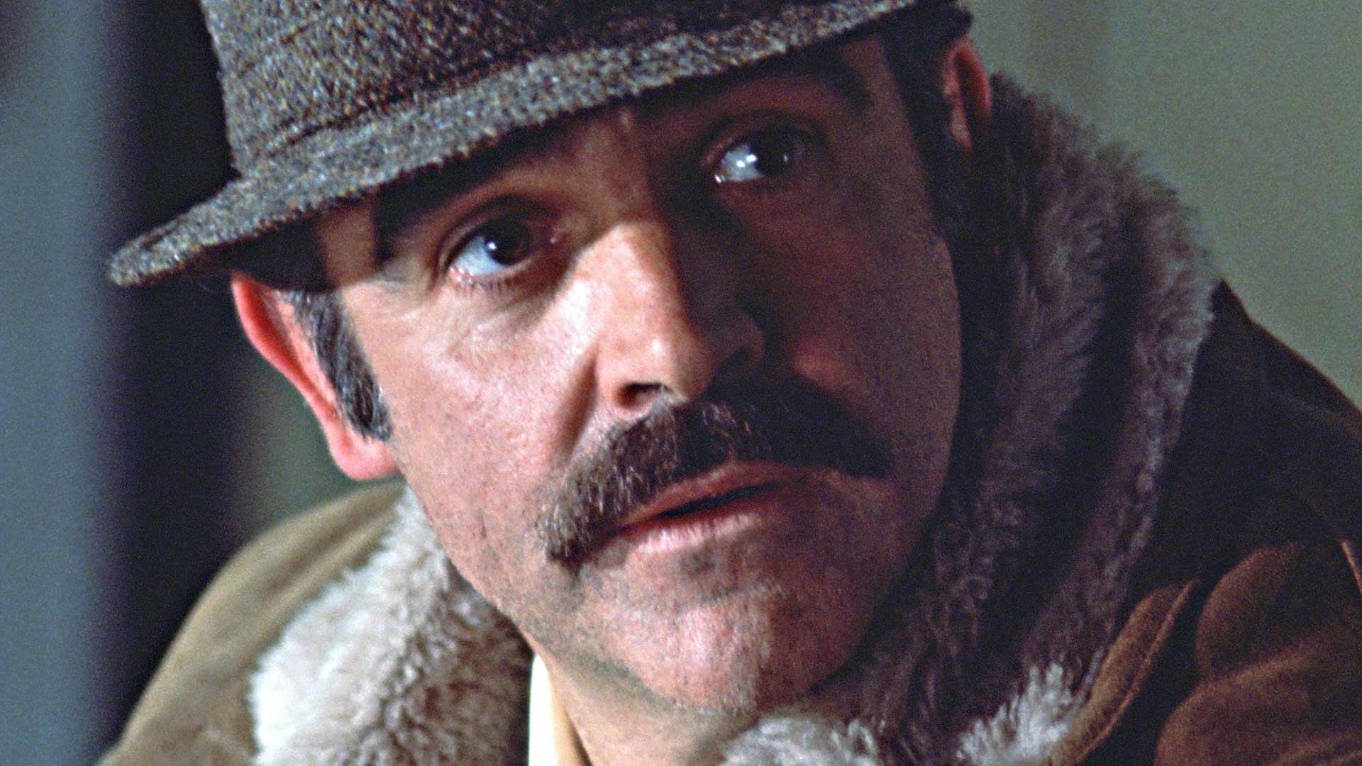 Sean Connery elokuvassaPainostus.