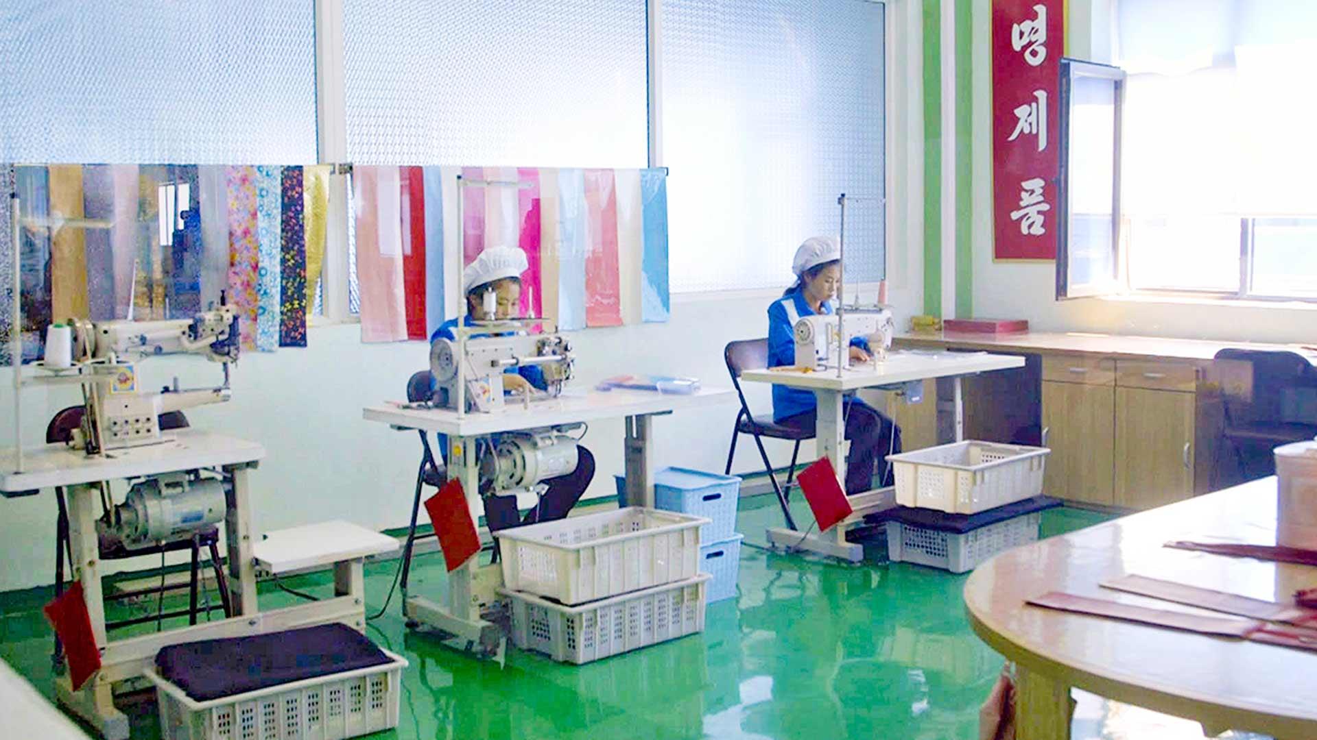 Ulkolinjan dokumentti: Pohjois-Korean rahapaja.