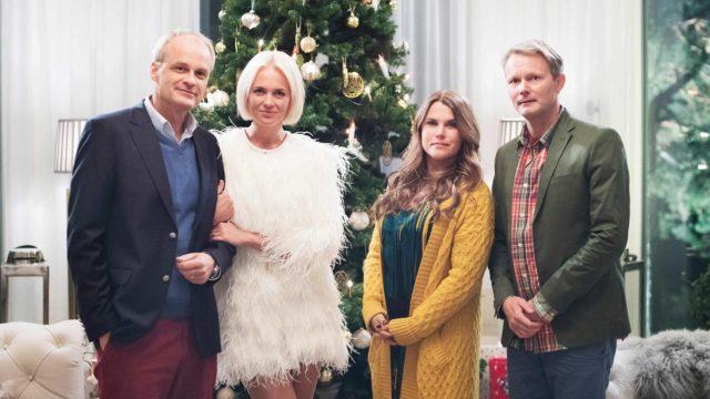 Solsidan -elokuva vuodelta 2017.