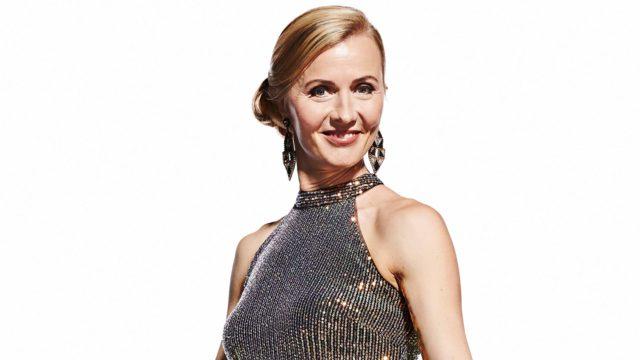 HiihtokuningatarVirpi Sarasvuo osallistuu tämän kauden Tanssii tähtien kanssa -ohjelmaan.