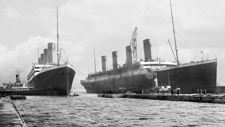 Titanicin tarina