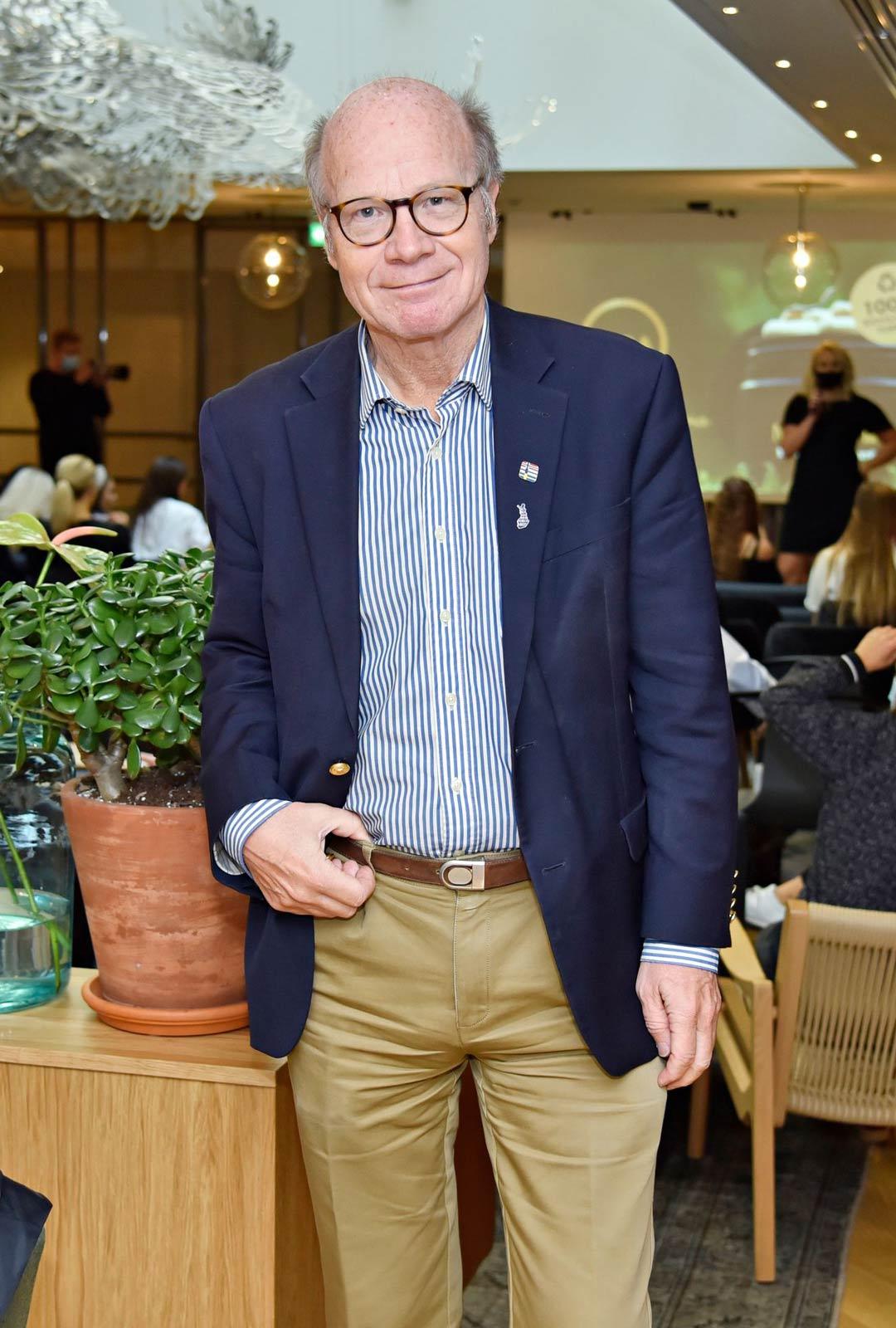 Ex-kansanedustaja Kimmo Sasi.