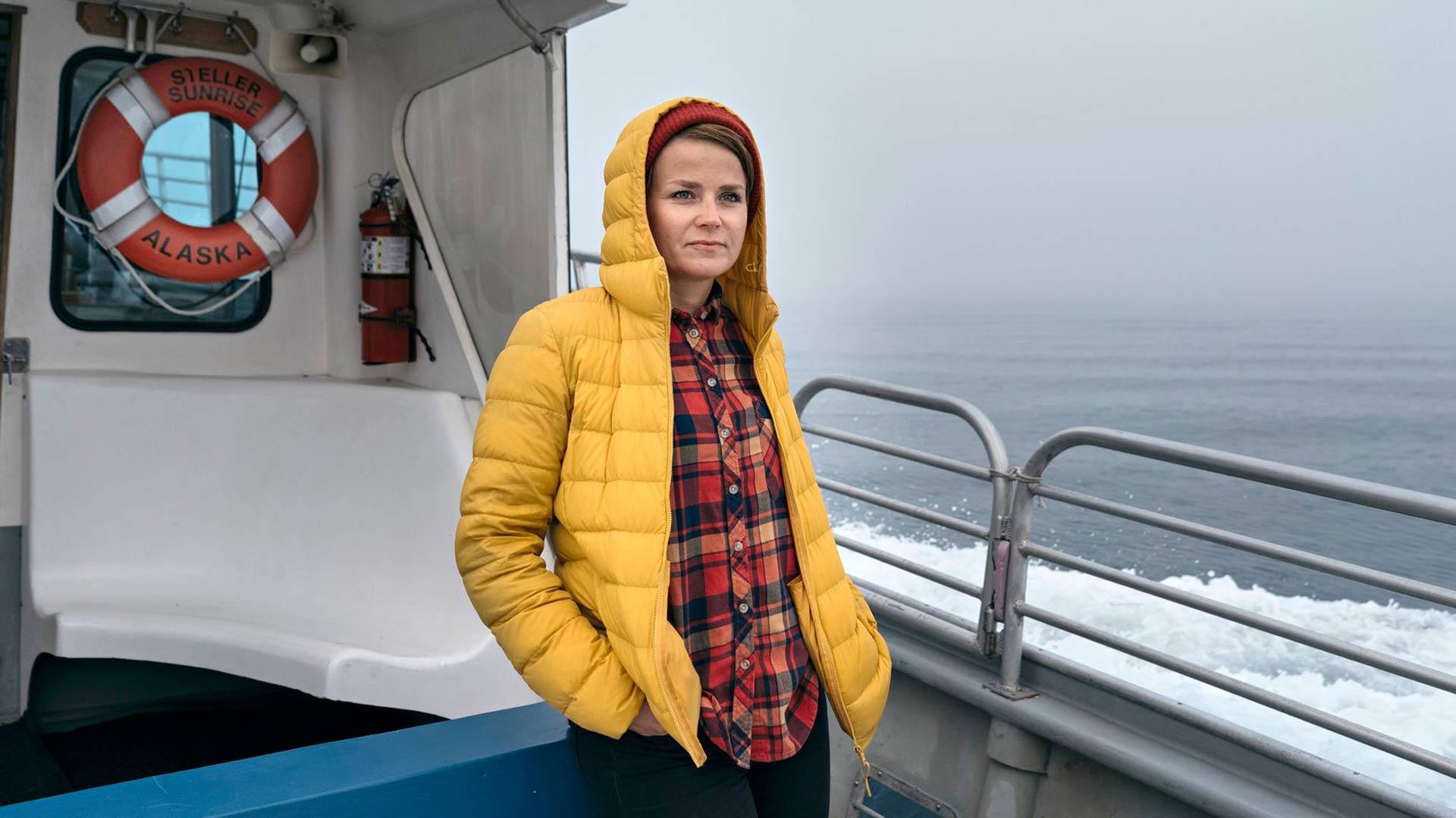 Mari Karppinen kiersi Yhdysvaltoja vaalikamppailun aikaan dokumenttielokuvaansa varten.