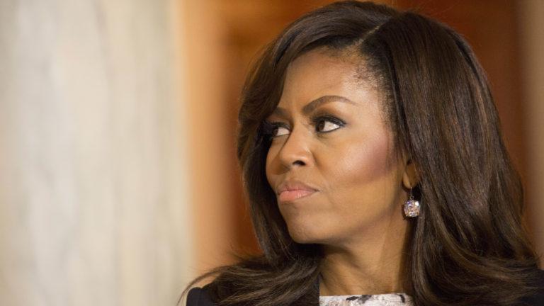 Michelle Obaman kyky löytää aina uusia kanavia vaikuttaa on hämmästyttävä, kirjoittaa Anna-lehti.