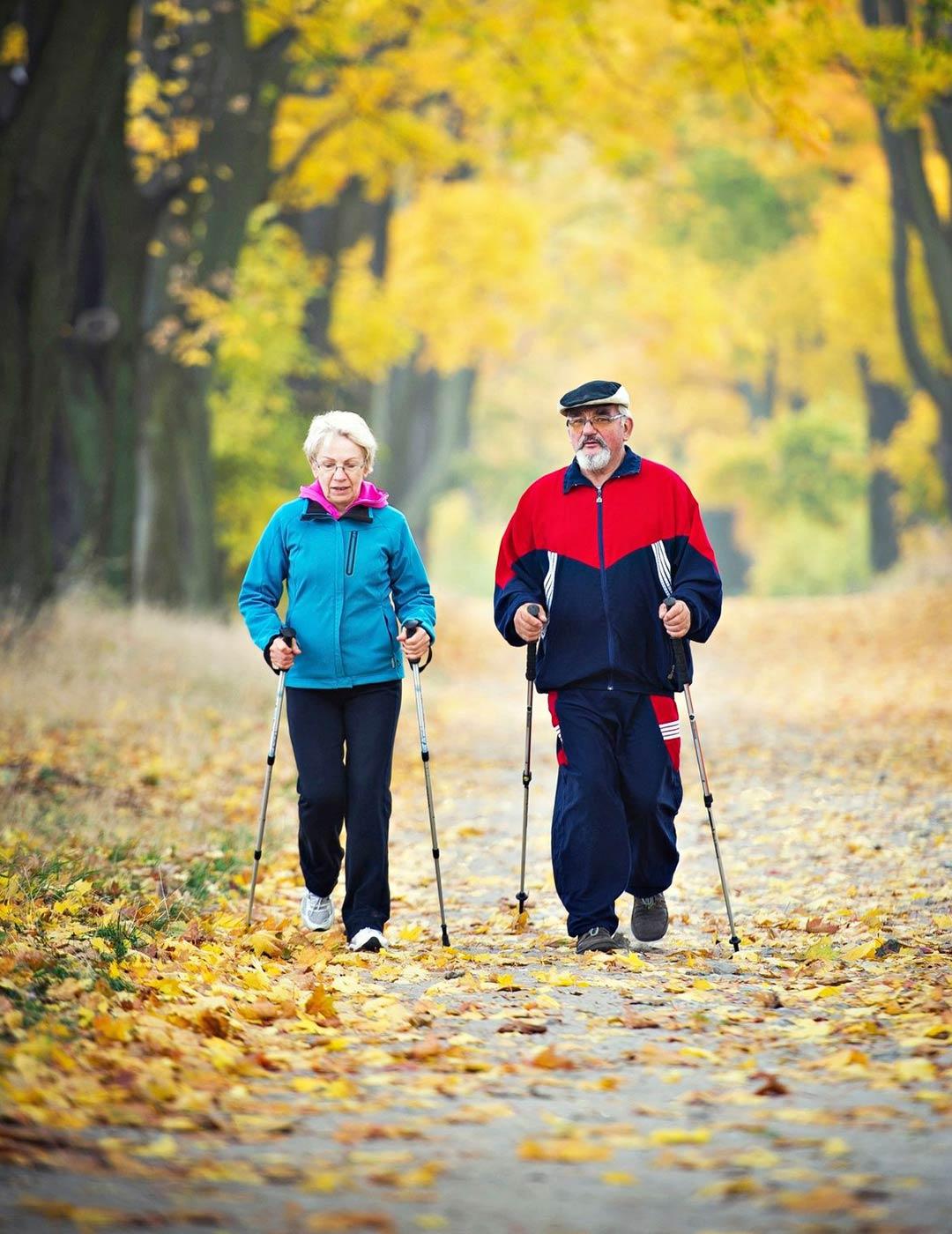 Liikunta ennaltaehkäisee selkävaivoja ja hoivaa mieltä.