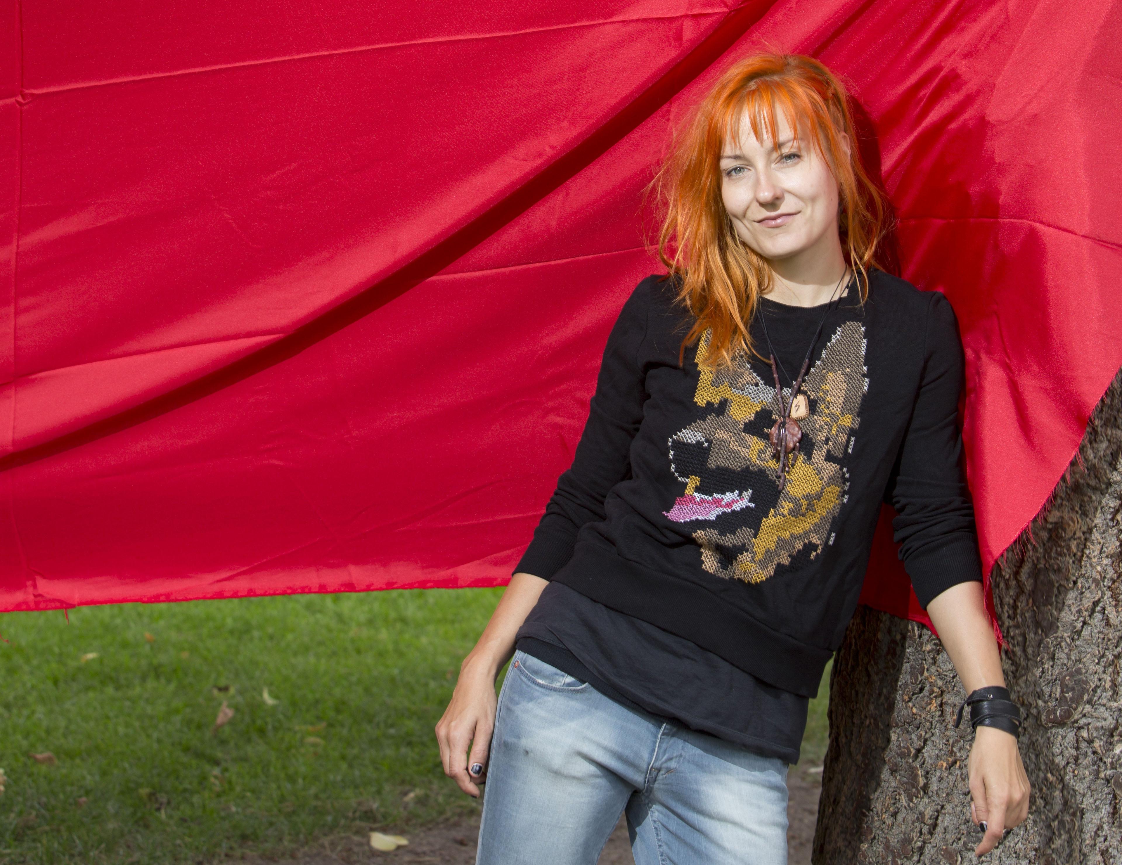 Mariska kertoo Anna-lehden jutussa myös nuoruuden kapinastaan ja punkkarivaiheestaan.