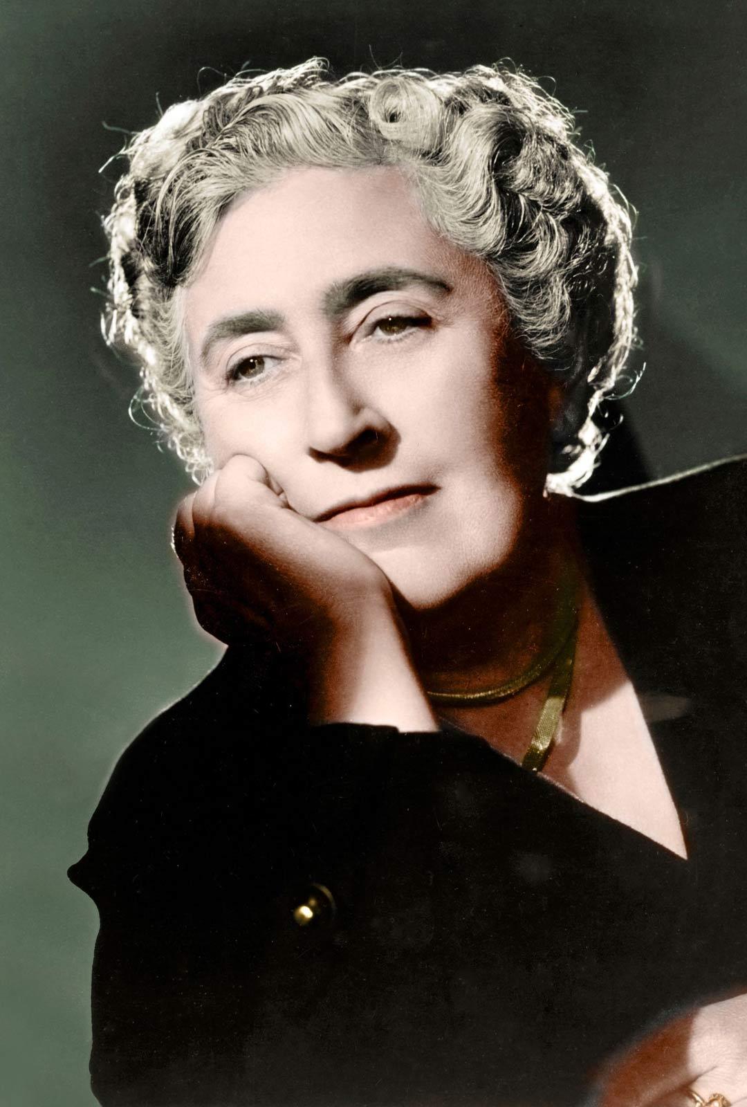 Agatha Christien dekkarit tunnetaan