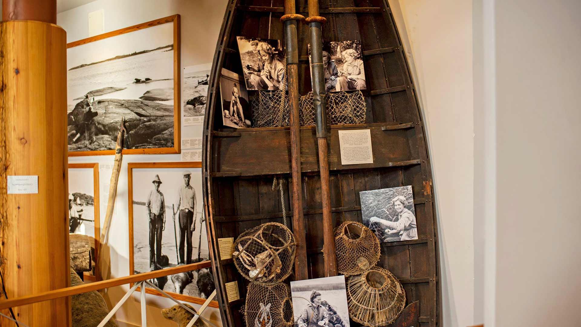 Merenkulkumuseo tarjoaa huikeita tarinoita ja tietoa.