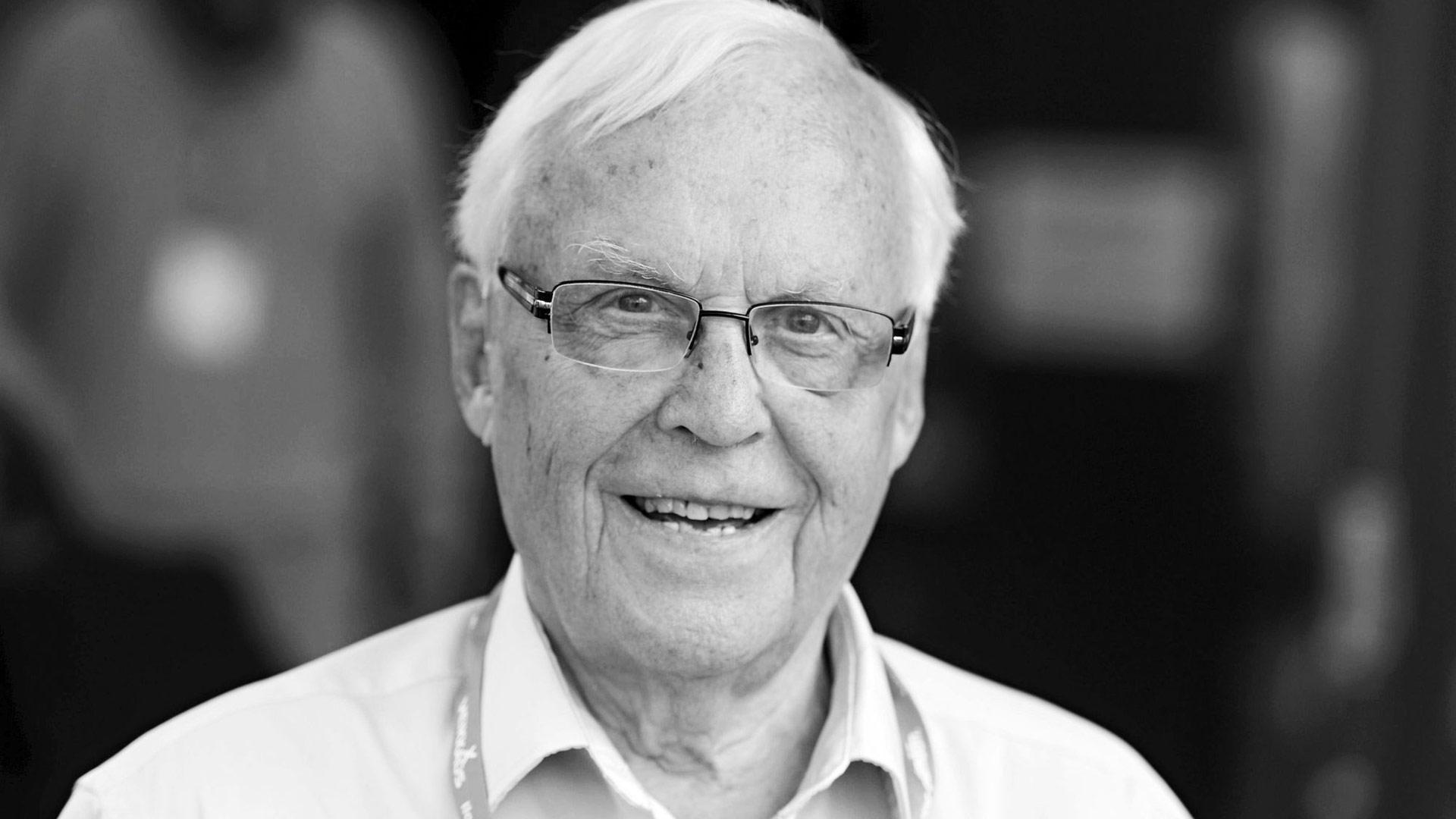 Kalevi Tuominen (1927-2020) oli 40 vuoden ajan Suomen keskeisimpiä urheiluvaikuttajia.