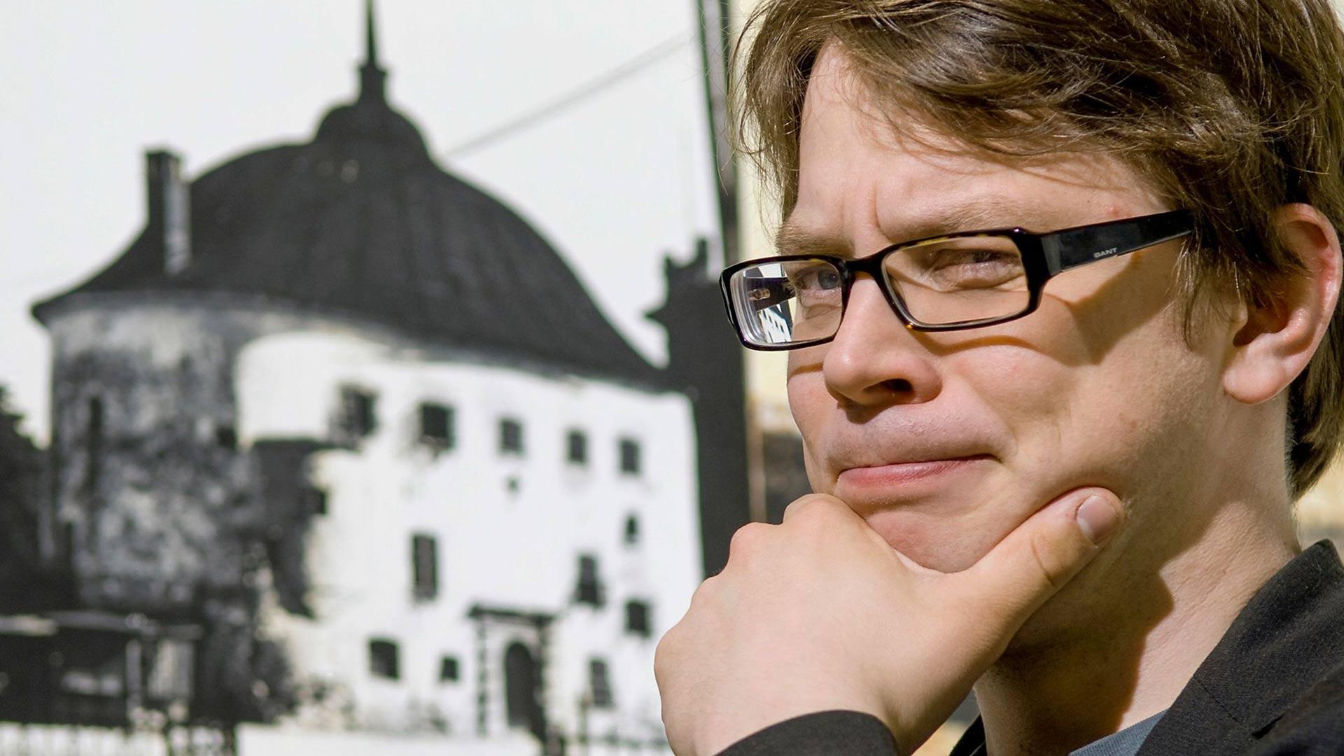 Ruma Suomi,kuvassa Eero Hietala.