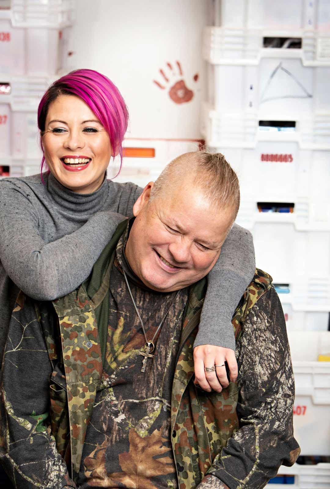 Heikki ja Sini Hursti