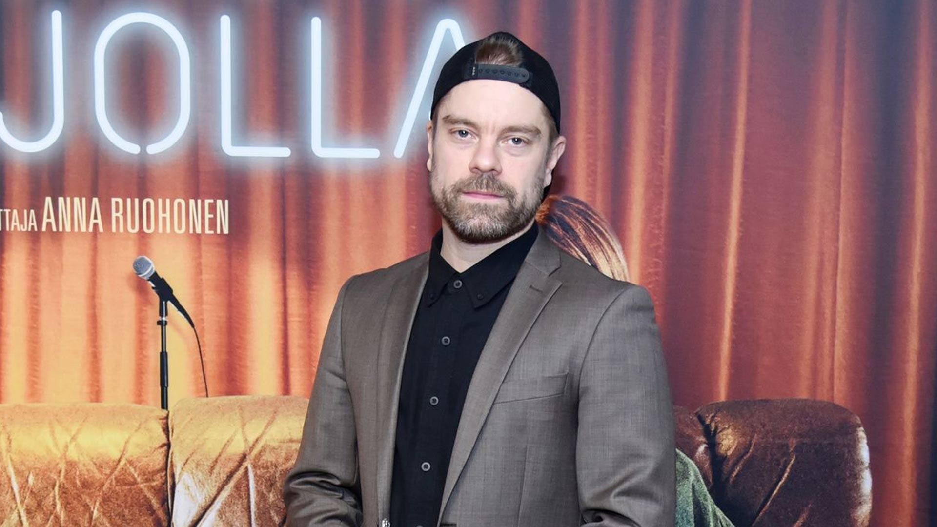 """""""Yhtä leffaa olen nyt kuvannut. Tammikuussa tulee myös Mister8 -sarja, jossa olen mukana"""", näyttelijä Joonas Saartamo kertoi."""