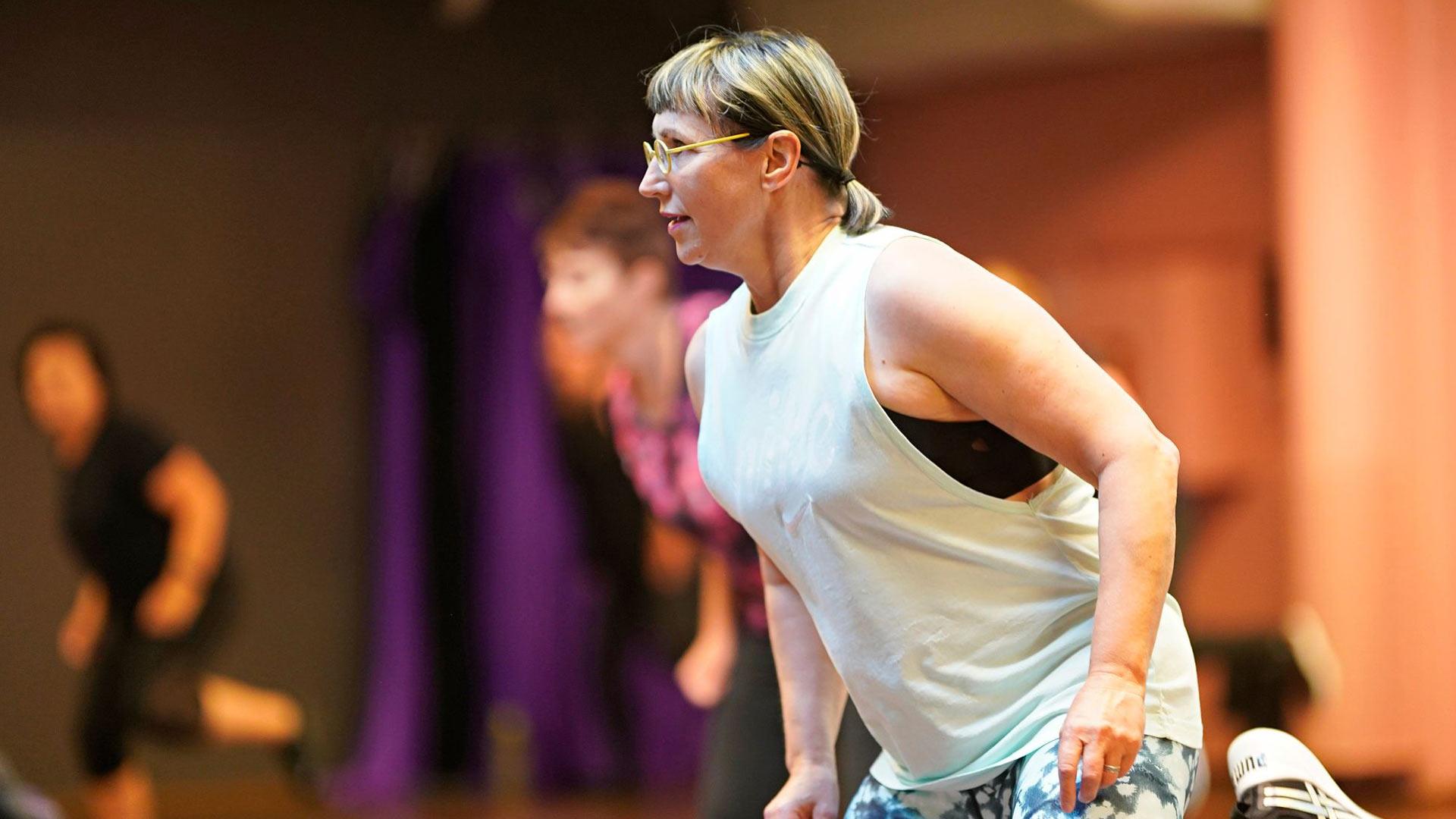 BodyJam-tunti saa aikaan sisäisen hurmoksen. Musiikki ja tanssi menevät ihon alle.