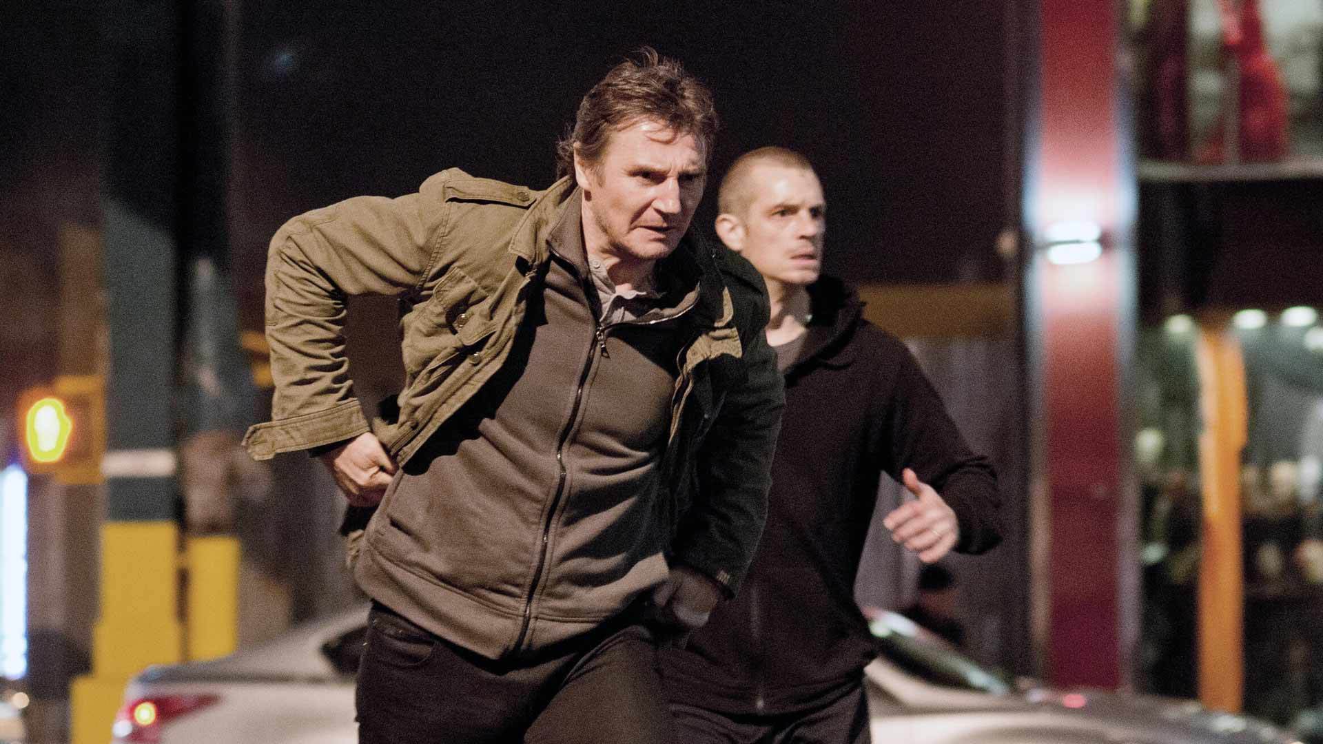 Liam Neeson elokuvassa Run All Night.