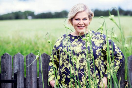 Keskustan puheenjohtaja Annika Saarikko kesällä 2020.
