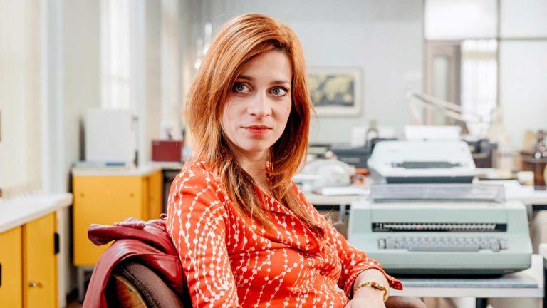 Zarah, kuvassa Claudia Eisinger.