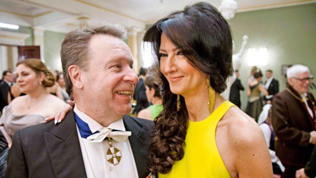 Elina ja Ilkka Kanerva